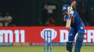 DC vs MI: Rohit Sharma becomes third Indian to 8000 T20 runs