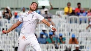 Stuart Broad to reveal new action after watching Sir Richard Hadlee's videos on YouTube