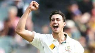 Mitchell Starc ready for surprises MCG pitch has to offer