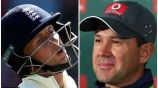 Revealed: England Test captain Joe Root sought Ricky Ponting's help regarding poor conversation rate