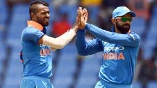 Virat Kohli impressed by Hardik Pandya's confidence