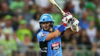 CA expresses disappointment over tactical information exchanged between commentator and Brad Hodge during BBL game