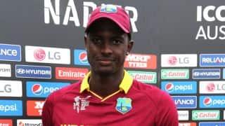 Jason Holder suspended for slow over-rate; Will miss 2nd ODI vs Sri Lanka