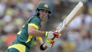 Mark Waugh doesn't like Glenn Maxwell batting at No.7