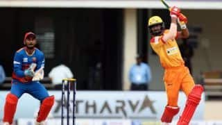 N Jagadeesan says stint with chennai super kings helped him to great extent