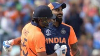 Cricket World Cup 2019: Former Pakistan skipper Waqar Younis questions Virat Kohli-led Indian team's sportsmanship after loss against England