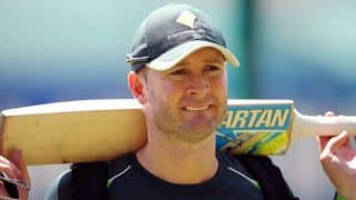 Michael Clarke's reaction on Mankading incident
