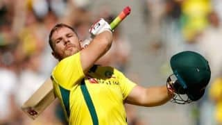 Finch likely to lead Australia's ODI side as well