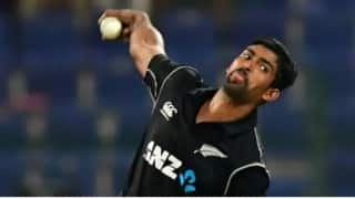 Ish Sodhi: I am a big fan of MS Dhoni's way of adjust according to matches