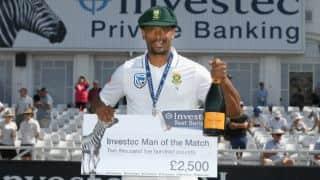 Faf du Plessis terms Vernon Philander as 'new Jacques Kallis'