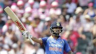 Virat Kohli surpasses Mohammad Azharuddin during Pink ODI against South Africa