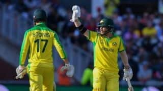 Australia drop Stoinis from T20I squad, recall Stanlake and McDermott