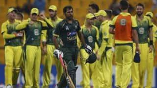Pakistan vs Australia 2014: Australia's approach scores above misfiring Pakistan's intent