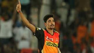 ऑटो रिक्शा ड्राइवर के बेटे 'मोहम्मद सिराज' ने खेला अपना पहला आईपीएल मैच