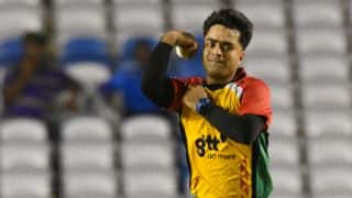 Rashid Khan to play for Adelaide Strikers in BBL 2017-18