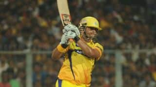 IPL 2014 Predictions: Chennai Super Kings are predicted to beat Sunrisers Hyderbad in IPL 7