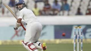 प्रैक्टिस मैच: उमेश-कुलदीप यादव चमके, भारत 200 रन की बढ़त पर