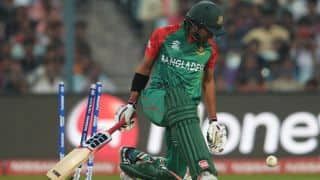 T20 World Cup 2016: Bangladesh batsmen did not employ intelligent approach, says Chandika Hathurusingha