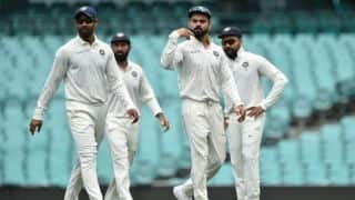 Only the present can prevent Virat Kohli's India from making history