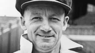 1934 Ashes: Don Bradman scores his second 300