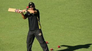 Australia coach Justin Langer wants to sing 'Under the Southern Cross I Stand' once again