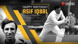 Asif Iqbal: 15 facts about the former Pakistan skipper