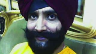 When Sourav Ganguly disguised as a sardaarji to attend Dugra Puja