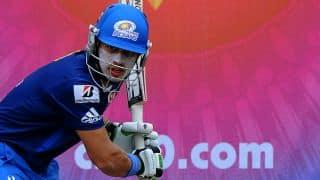 Ranji Trophy 2016-17, Day 1, Round 6, match results and highlights: Surya Kumar Yadav's fifty keeps Mumbai ahead vs Uttar Pradesh