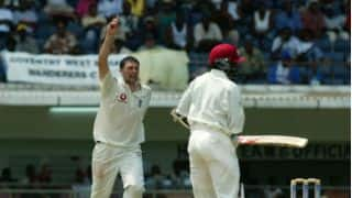 Steve Harmison rips West Indies apart with a spell of 7 for 12