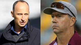 England vs West Indies: Nasser Hussain reacts to Stuart Law's criticism