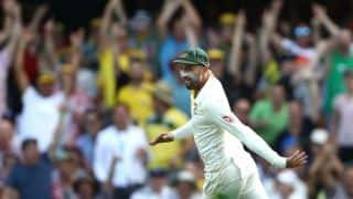 The Ashes 2017-18: Ricky Ponting says Nathan Lyon's run-out effort can define 1st Test