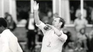 An integral part of the Glamorgan's history: Malcolm Nash, who was hit by Garfield Sobers for six sixes in an over, dies at 74