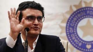 Sunil Gavaskar support Sourav Ganguly for the post of ICC Chairman