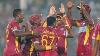 Bangladesh vs West Indies, ICC World T20 2014 Group 2