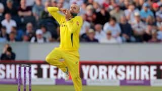 Nathan Lyon predicts two spinners in each team during 'bucket list' World Cup