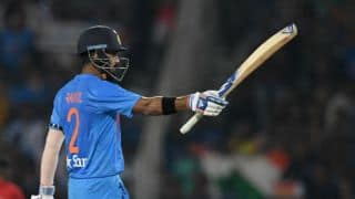 India vs England, 2nd T20I at Nagpur: Moeen Ali, Chris Jordan restrict India to 144-8 despite KL Rahul's 71