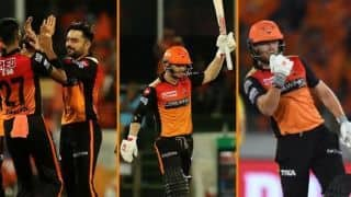 SRH vs CSK: Rashid finds his bearings, Warner goes ballistic and other talking points