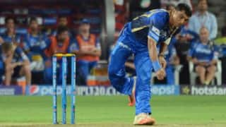 IPL 2015: Pravin Tambe thanks Rajasthan Royals for having faith in him despite First-Class inexperience