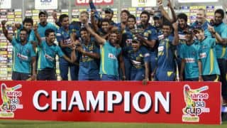 Asia Cup 2016: Bangladesh in race to host tournament for third successive time