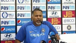 विश्व कप जाने वाली टीम की रूप-रेखा तैयार है: भरत अरुण