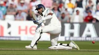 India vs England 2014 1st Test at Trent Bridge: Murali Vijay out for 146; score 304/5