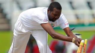 South Africa vs West Indies 2014-15 Live Cricket Score: 3rd Test Day 4 at Cape Town