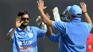 India A beat New Zealand A by 64 runs in 4th unofficial ODI; seal series
