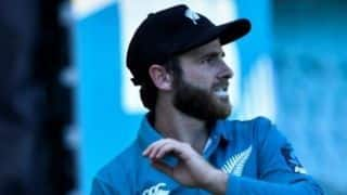 Kane Williamson Named New Zealand ODI Cricketer of The Year