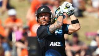 IPL Auction: Brendon McCullum sold to Chennai Super Kings