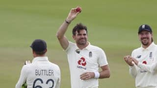 James Anderson Still 'Loves' Test Cricket, Eyeing Ashes Tour Next Year