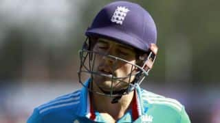 Alastair Cook's 2014 performance worst in English history