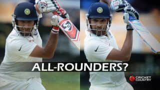 Why are Cheteshwar Pujara, Rohit Sharma being forced to turn into all-rounders?