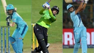 Women's Cricket Super League: Smriti Mandhana, Harmanpreet Kaur, Jemimah Rodrigues score half century