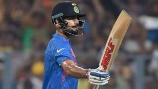 India vs New Zealand 3rd ODI: Virat Kohli scores 38th ODI half-century